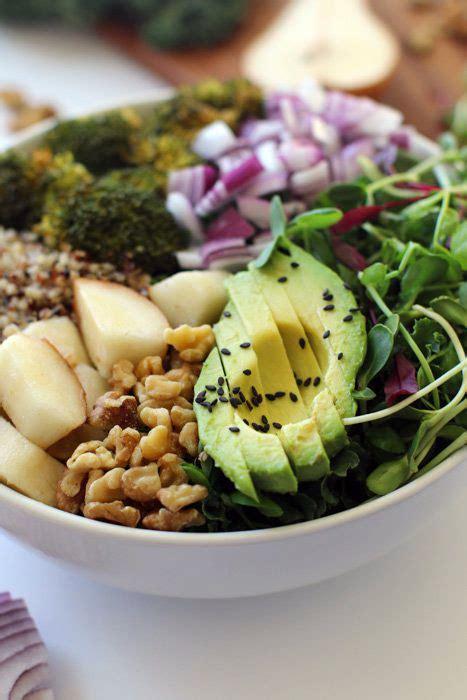 Vegan Detox Salad by Vegan Salad Recipes Detox Salad With Lemon Tahini