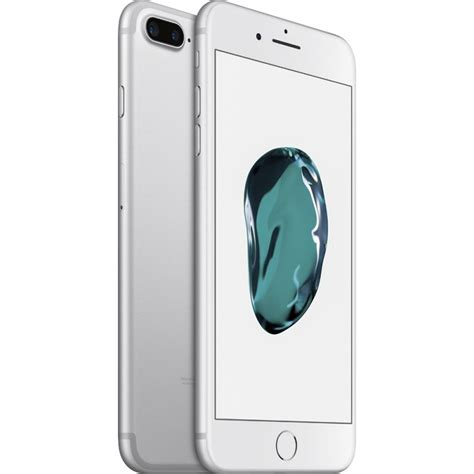 Iphone 7 Plus 128 Gb Silver apple iphone 7 plus 128gb silver smartphones photopoint