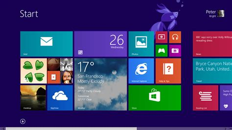 layout menu touch screen hands on with windows 8 1 preview windows 8 done right