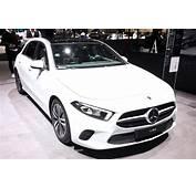 2018 Mercedes Benz A Class – Design Engine And Tech