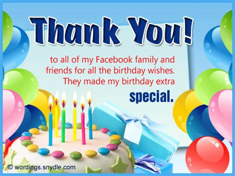 Thank You Card For Birthday Wishes Thank You Card For Birthday Wishes Gangcraft Net