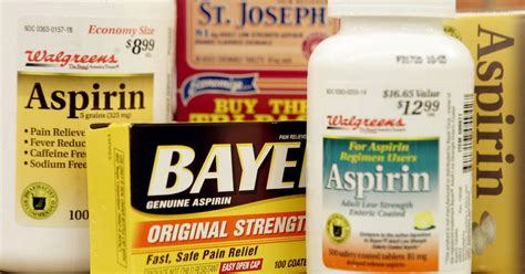 should you be taking daily low dose aspirin for