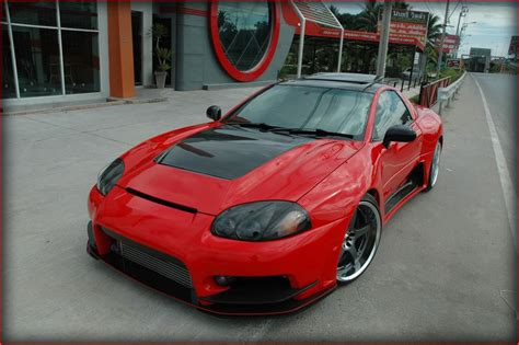 dodge stealth viper body kit mitsubishi 3000gt wide body kit