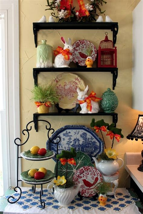 How To Decorate A Country Home 23 Easter Decorating Ideas Evoke A Great Atmosphere In
