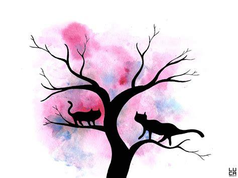 decorar habitacion infantil con gatos luca mendieta siluetas de gatos para decorar una habitaci 243 n