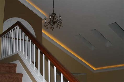 Crown Molding On Cathedral Ceiling by Crown Molding Ideas For Vaulted Ceilings Regular And