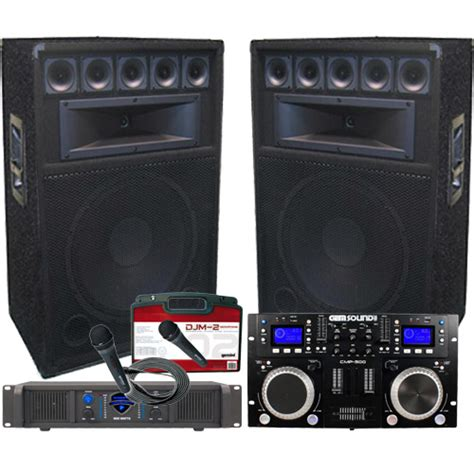 complete dj system with lights complete dj system everything you need at an awesome price