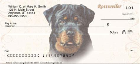 rottweiler personal checks rottweiler personal checks