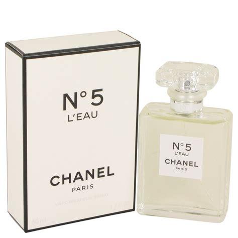 Fragrance Table L 5 chanel no 5 l eau perfume fragrance haus