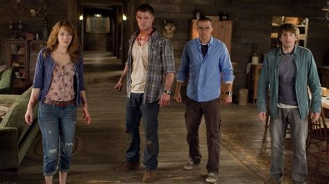 The Cabin In The Wood by Is The Cabin In The Woods A Horror 183 Crosstalk