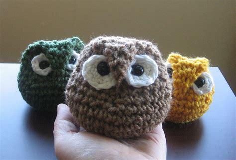 pattern crochet owl almost unschoolers crochet owl pattern
