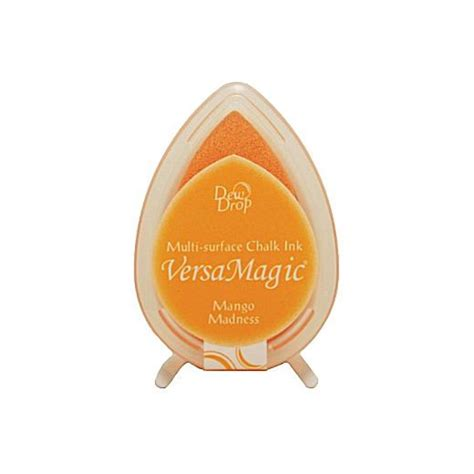 Sale Ink Pad Versa Magic Pumpkin Spice tsukineko versamagic dew drop ink pad mango madness buddly crafts