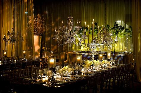 Extravagant by Crystal Chandeliers Extravagant Wedding Decor
