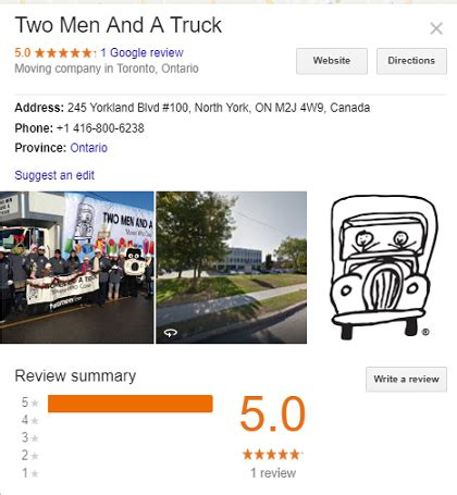two and a truck hourly rate relocating to vaughan the best moving companies to help