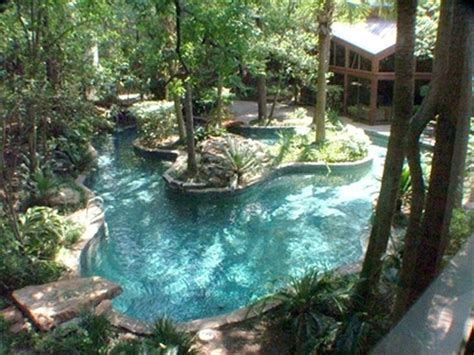 backyard pool with lazy river best 25 lazy river pool ideas on backyard