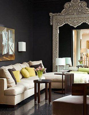 black living room mirror black living room black room large mirror black and white painting tips