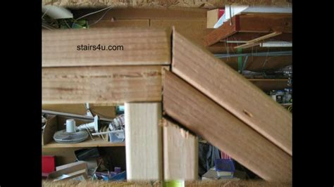 How To Build A Banister by Critical Handrail Framing Measurements How To Build
