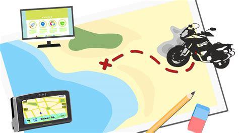 Gps Motorradtouren Kostenlos by Motorrad Routenplaner Empfehlung Software Apps