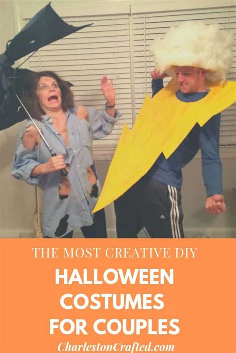 creative halloween costumes  couples