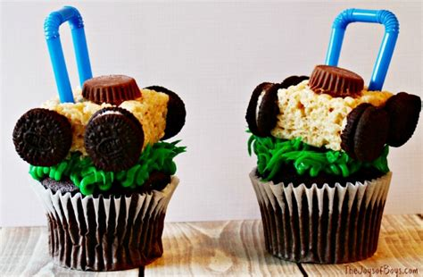 fathers day desert lawn mower cupcakes s day dessert