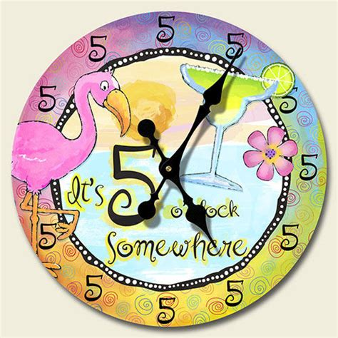 Its 5 Oclock Somewhere by End Of The Month Ll Happy Hour Liberal Social