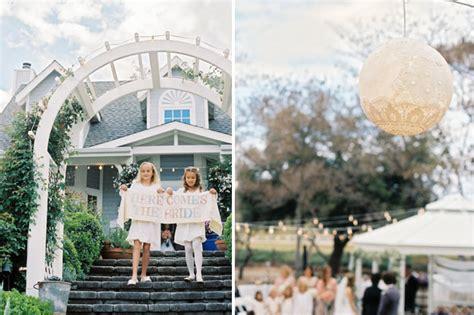 Backyard Weddings On A Budget by Backyard Wedding On A Budget Jadie Johnny Green