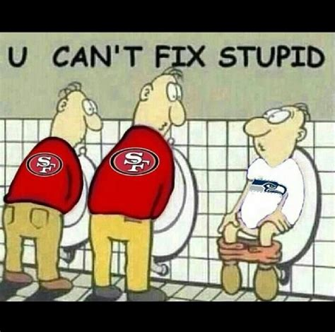 49ers Suck Memes - 17 best images about teams we love to hate lol on