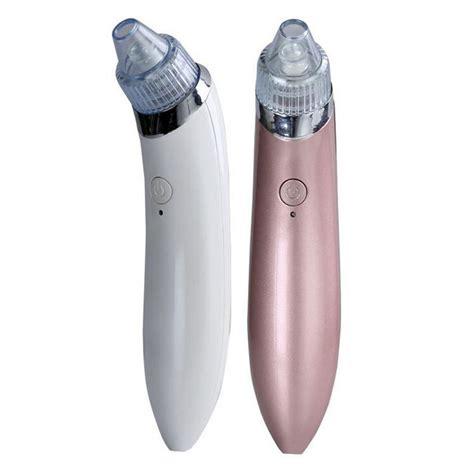 Alat Pembersih Muka Elektrik Alat Pembersih Komedo Wajah Elektrik Pink