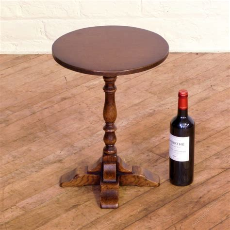 Small Wine Table by Small Oak Wine Table Antiques Atlas