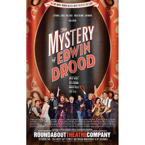 gils broadway  blog theatre review  mystery
