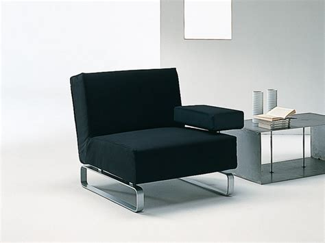 armchair bed with armrests by bodema design d