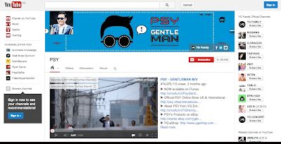 youtube layout evolution the evolution of youtube all about youtube