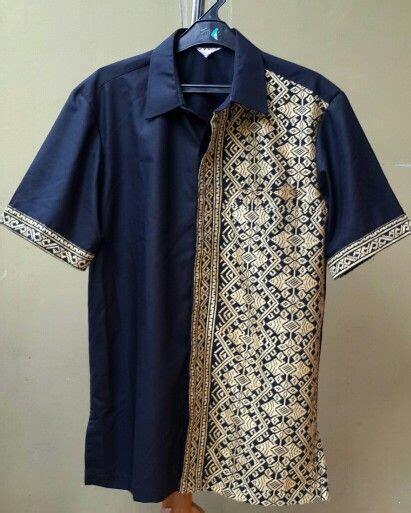 tenun songket lombok model baju pria pakaian pria