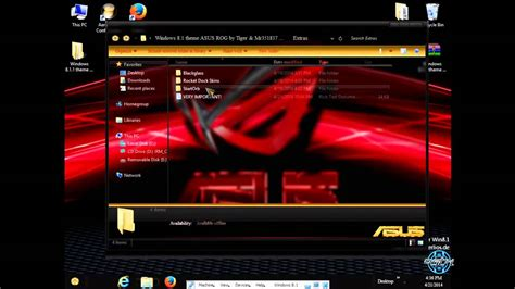 download themes windows 7 rog asus rog theme windows 8 download casesggett