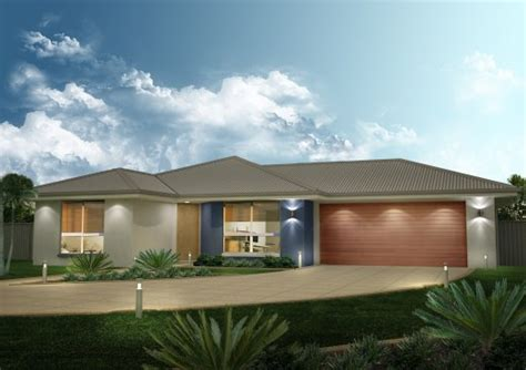 27 Narrow Design 4 Bedroom Home Design Narrow House Design Your Own House Australia