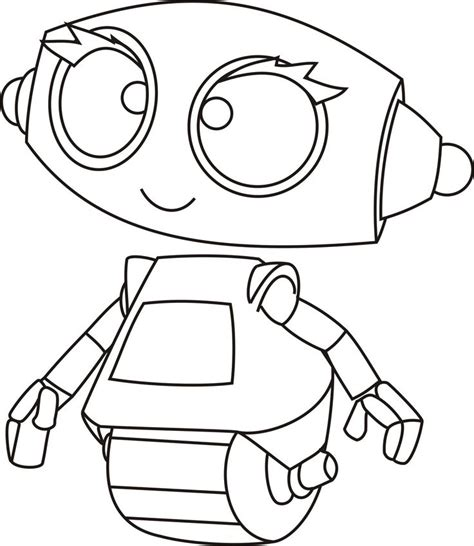 preschool robot coloring pages 17 best images about robot colouring pages on pinterest