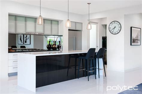 white overhead kitchen cabinets with frosted glass door polytec overhead cupboard doors in aluminium 5mm 55mm