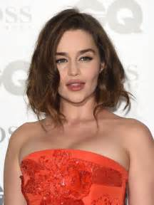 emilia clarke 2015 gq men of the year awards in london
