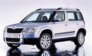 who makes the skoda car martin what makes the skoda yeti a truck