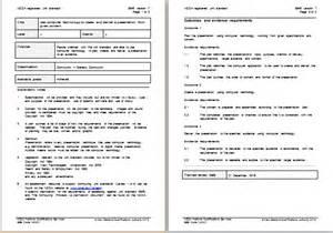 templates documents computer presentation sle template document templates