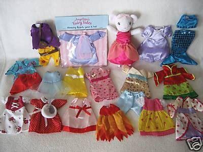 angelina ballerina doll house angelina ballerina fairy tales doll and outfits lot c 73763872