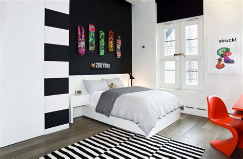 skateboard bedroom decor 47 really fun sports themed bedroom ideas home
