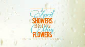 april showers quotes quotesgram