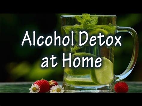 At Home Detox by 11 Awesome And Easy Tips For Detox At Home
