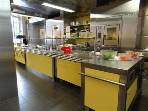 kitchen counter picture of alimentarium food museum vevey tripadvisor