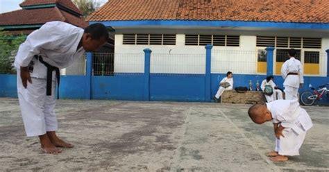 Baju Karate Inkai yushinkai yusuf inkai saat saat latihan dalam gambar inkai ranting sky5 depok