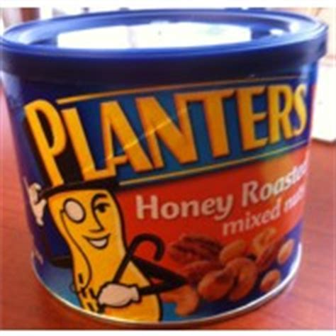Planters Honey Roasted Peanuts Calories by Planters Honey Roasted Mixed Nuts Calories Nutrition