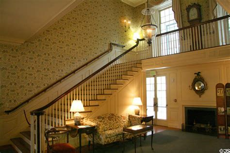 wildwood manor house entrance hall stairs at wildwood manor house toledo oh