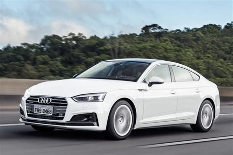 Novi Audi A5 by Novo Audi A5 Fomos Apresentados Hoje Para Esse Sportback