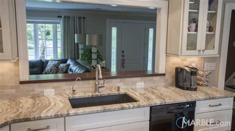 Brown Quartzite Countertops by Brown Quartzite Kitchen Countertop W Edge